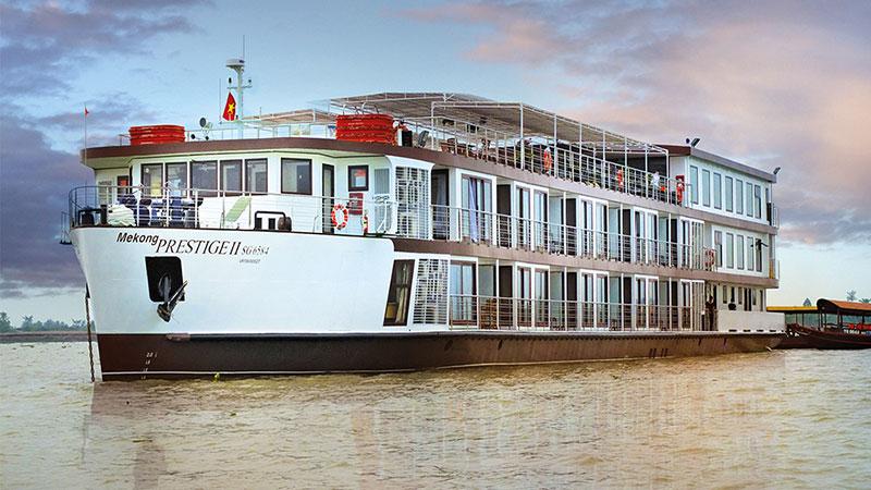 Mekong cruise
